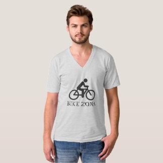 Bicycle V-Neck T-Shirt