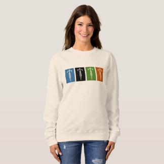 Bicycle Women's Sweatshirt