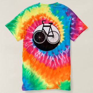 Bicycle Yin Yang T-Shirt