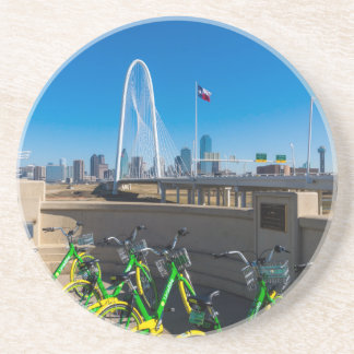 Bicycles And Dallas Coaster