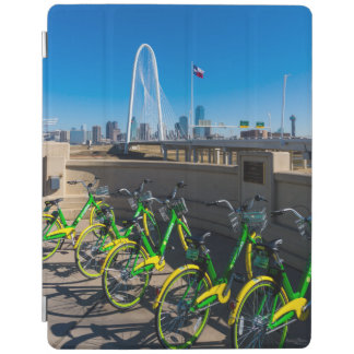 Bicycles And Dallas iPad Cover