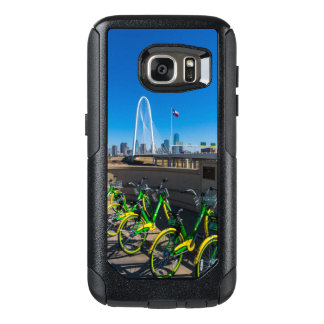 Bicycles And Dallas OtterBox Samsung Galaxy S7 Case