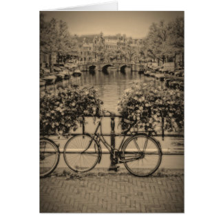 Bicycles & Canals - Classic Amsterdam Card