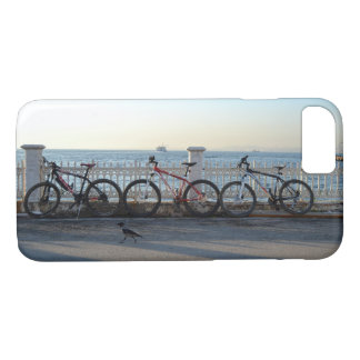 Bicycles & Crow iPhone 7 Case