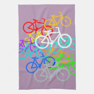 Bicycles Kitchen Towel