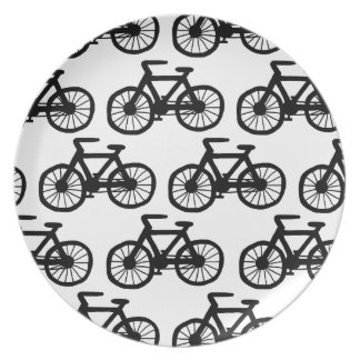 Bicycles Plate