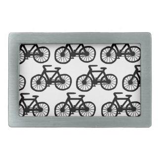 Bicycles Rectangular Belt Buckle