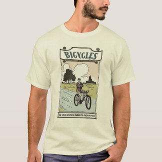 Bicycles: The Smug Hipster's Choice T-Shirt