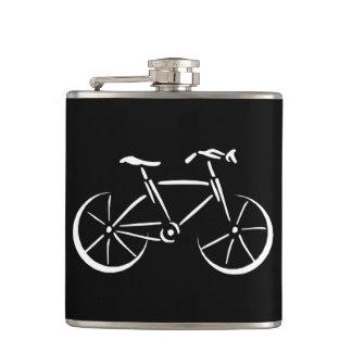 Bicyclin Hip Flask