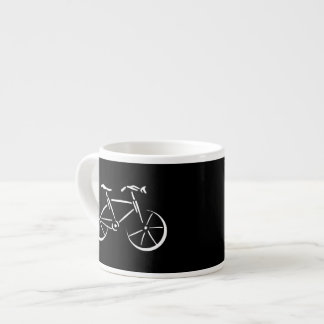 Bicycling Espresso Cup