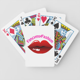 Bicyle poker playing cards