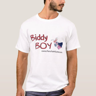 Biddy Boy by the Penchant Lama T-Shirt