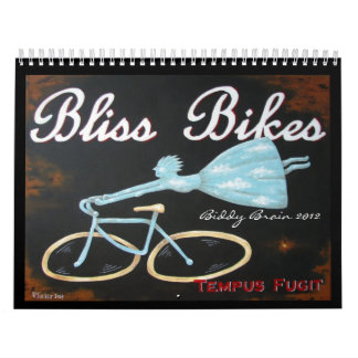 Biddy Brain 2012 Calendar