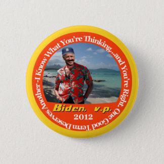 Biden, v.p. 2 2 inch round button