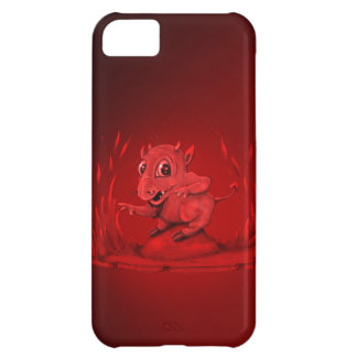 BIDI ALIEN EVIL iPhone 5C    BARELY TH iPhone 5C Cover