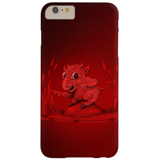 BIDI ALIEN EVIL iPhone 6/6s PLUS BARELY THERE Barely There iPhone 6 Plus Case