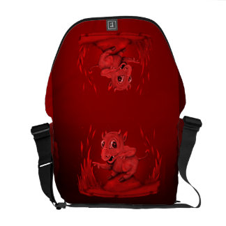 BIDI ALIEN EVIL Rickshaw MEDIUM Messenger Bag
