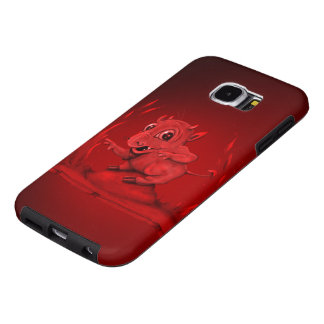 BIDI ALIEN EVIL Samsung Galaxy S6  TOUGH Samsung Galaxy S6 Cases