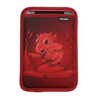 BIDI EVIL ALIEN CARTOON IPAD MINI Horiszontal iPad Mini Sleeve