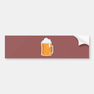 Bier beer bumper sticker
