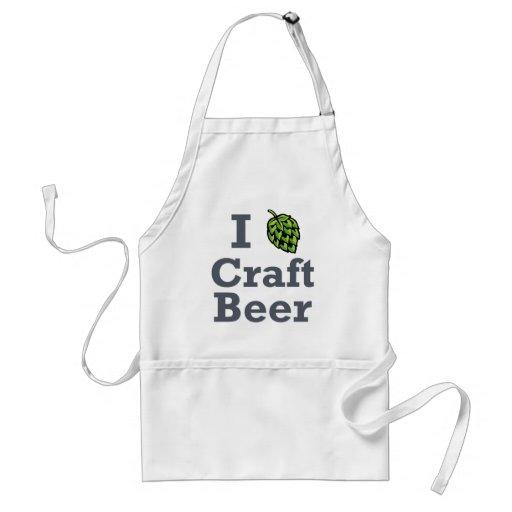 [Bière du métier I d'houblon] Tabliers