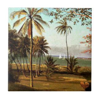 Bierstadt - Florida Scene Tiles