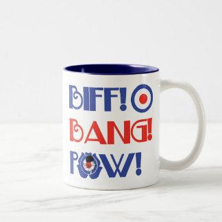 BIFF BANG POW mod mug