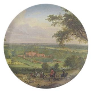 Bifrons Park, Patrixbourne, Kent, formerly attribu Party Plates
