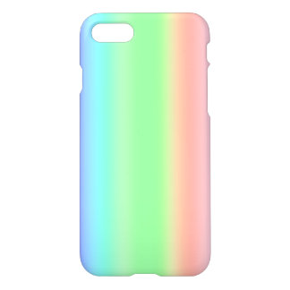 BiFrost Burning Rainbow Colored Bridge Gradient iPhone 7 Case