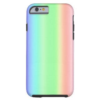 BiFrost Burning Rainbow Colored Bridge Gradient Tough iPhone 6 Case