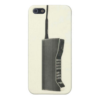 BIG 1980s STYLE CELL PHONE iPhone Case Cover For iPhone 5