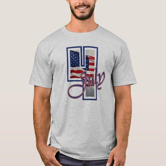 BIG 4 July 4th T-Shirt