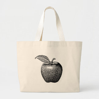 big apple large tote bag