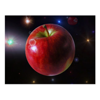 Big Apple Postcard