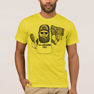 Big Awesome and yellow! T-Shirt