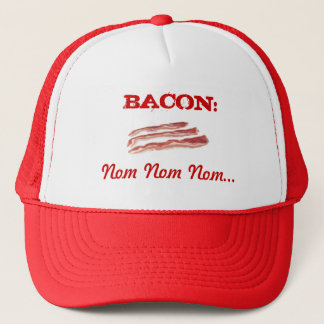 Big Bad Bacon Trucker Hat