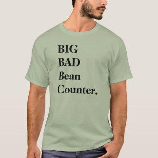 Big Bad Beancounter - Funny Accountant Name T-Shirt