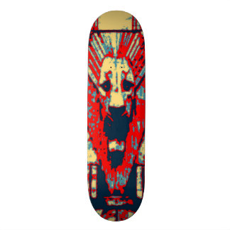 BIG BAD LION PRO BOARD SKATEBOARD