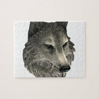 Big Bad Wolf Jigsaw Puzzle