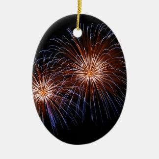 Big Bang 2 Ceramic Oval Ornament