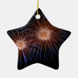 Big Bang 2 Ceramic Star Ornament