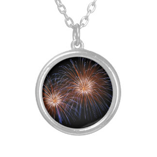 Big Bang 2 Silver Plated Necklace