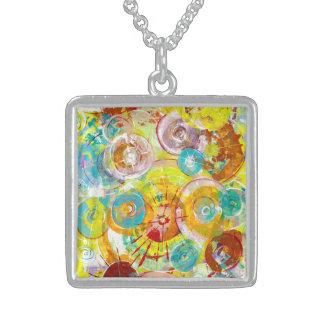 Big Bang 2 Sterling Silver Necklace