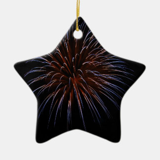 Big Bang Ceramic Ornament