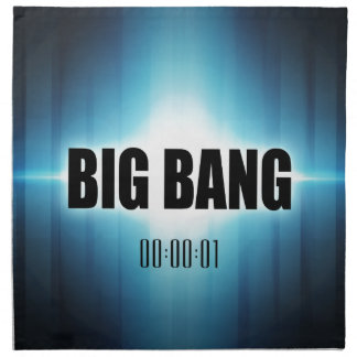 Big Bang Cloth Napkins