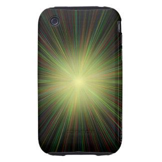 Big Bang, conceptual computer artwork. 2 iPhone 3 Tough Case