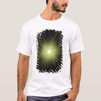 Big Bang, conceptual computer artwork. T-Shirt