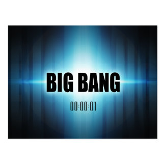 Big Bang Postcard