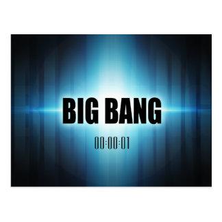 Big Bang Postcard