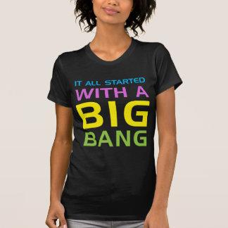 Big Bang Science Humor Tshirts